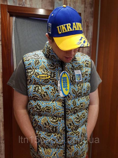82ba607fa3bf8c Спортивніе жилетки Bosco Sport Ukraine Боско Спорт Украина зима осень весна