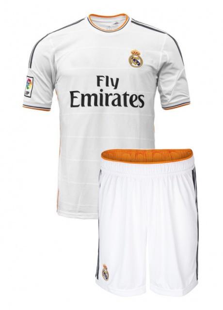 Футбольная форма Real Madrid 13/14 (домашняя)