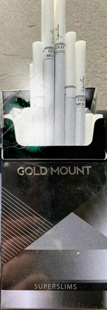 Сигареты gold mount купить фз о запрете табачных изделий