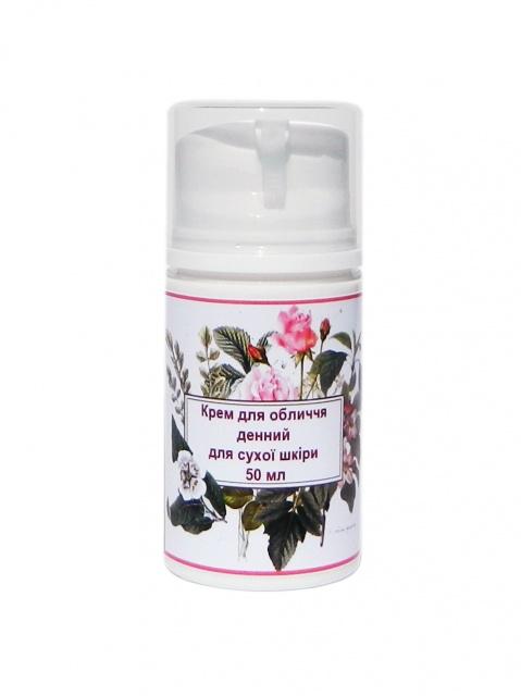 Крем для лица дневной для сухой кожи 50 мл (вакуум)