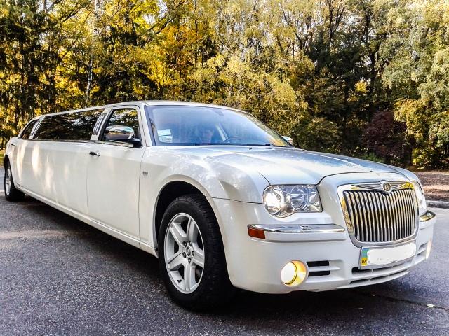 Арендуем автомобиль на свадьбу в Киеве