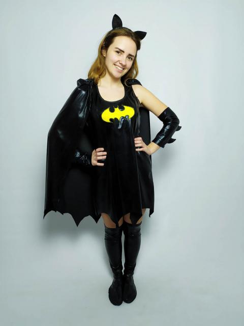 Аниматор Бэт Гёрл (Batgirl)
