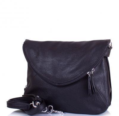 75567222a8a6 Сумка-клатч Amelie Galanti Женская сумка из качественного кожезаменителя  AMELIE GALANTI (АМЕЛИ ГАЛАНТИ) A956701-black