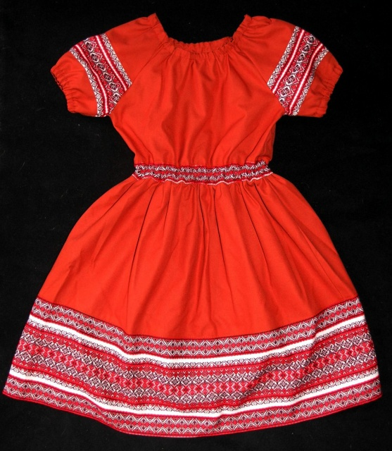 Сукня «Анастасія» червона 20e5b309c0943