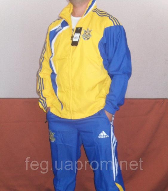 5e378f61aa5 Спортивный костюм сборной Украина по футболу Adidas