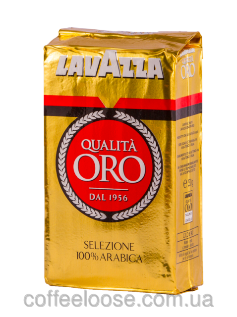 Кофе Lavazza Qualita ORO молотый 250 г., Кофе Лавазза Оро молотый 250 г