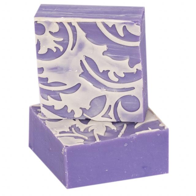 Мыло с нуля Лаванда|Органическое натуральное мыло