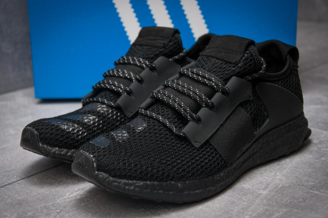 ca2a2692 Кроссовки мужские Adidas Day One, черные (12861) размеры в наличии ▻ [ 42 43  44 45 ]