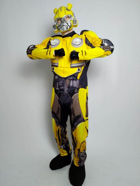 Аниматор Трансформеры Бамблби (Bumblebee)