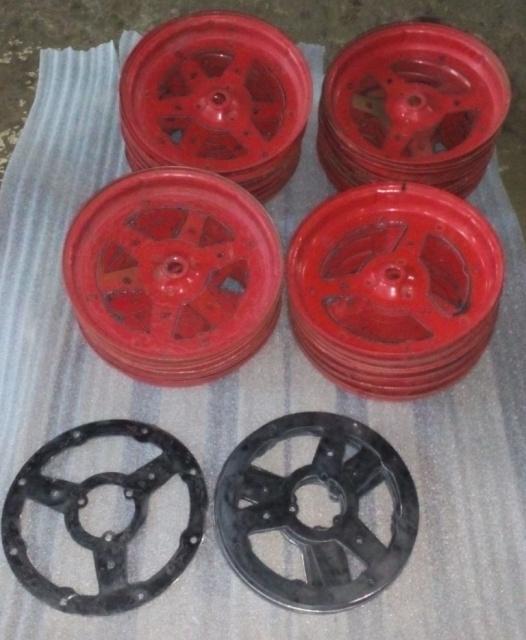 Переоборудование копирующих колес