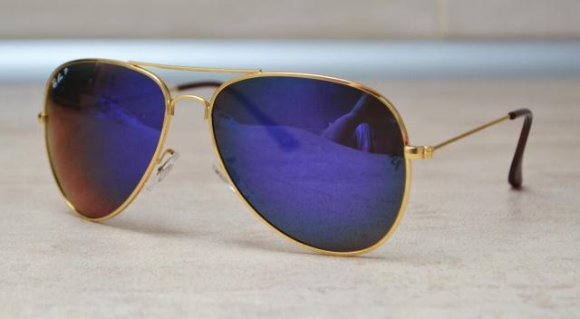 Cолнцезащитные очки Ray Ban Aviator поляризованные 3026 W3282  3N escape  html  3ce8b2a2460