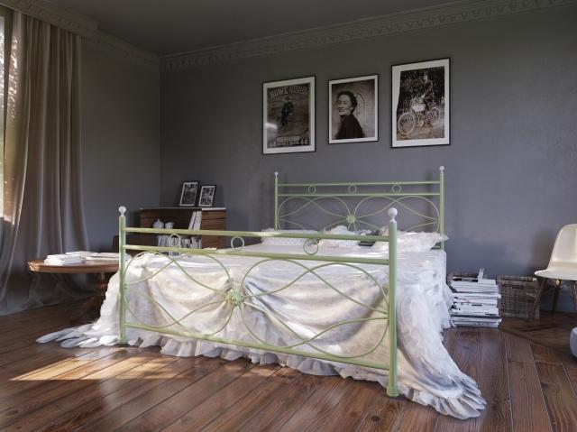 Металлические кровати «Bella Letto»
