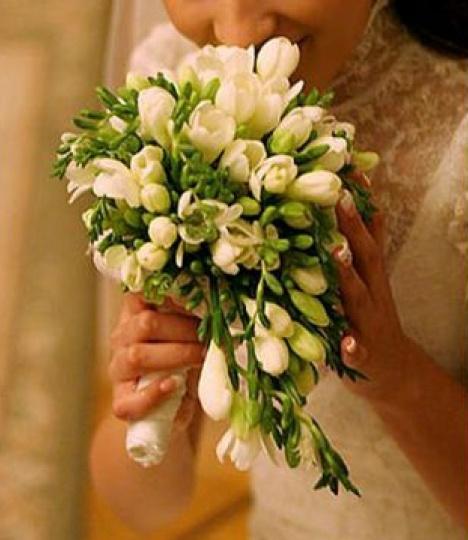 Свадебный букет Ольга