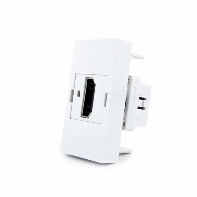 6d54818fa2ee5 Розетка HDMI Livolo, цвет белый (VL-C7-1HD-11): продажа, цена в ...