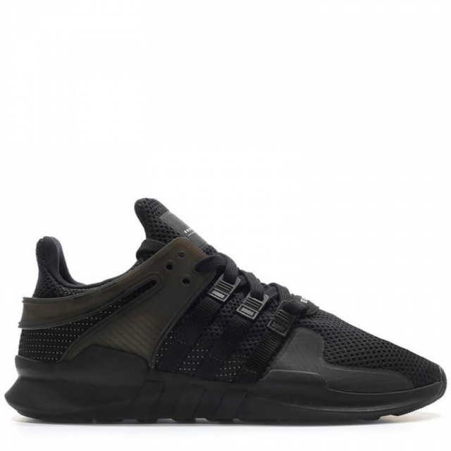4690cd9d Кроссовки Adidas Equipment Support ADV «All Black» Арт. 1316 ...