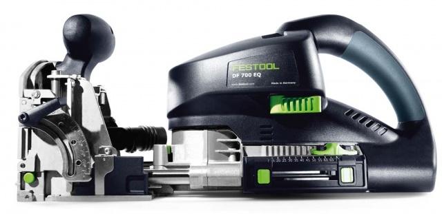 Пазово-дюбельный фрезер DOMINO DF 700 EQ-Plus Festool