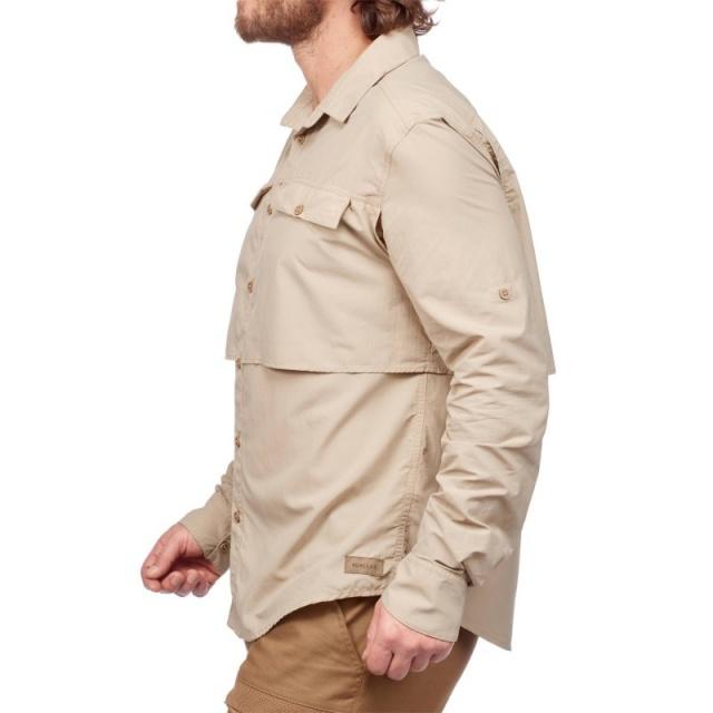 99a02fa7548 РУБАШКА DESERT 500 FORCLAZ QUECHUA. Для длительных походов и путешествий.  Очень прочная рубашка пригодится вам всюду и при любой погоде!