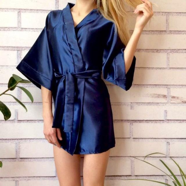 Шикарный халат от дизайнера Anna Riman