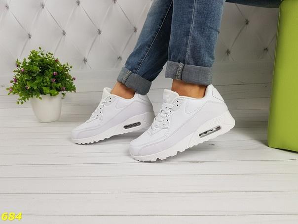 94d01ff6e7ff Женские кроссовки Аирмаксы, белые, р.36-40  продажа, цена в Одесской ...