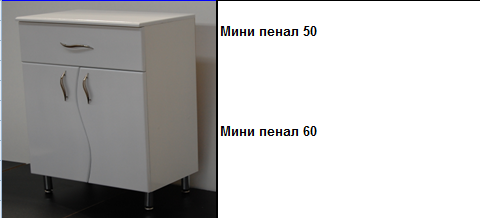 Мини пенал 50  60
