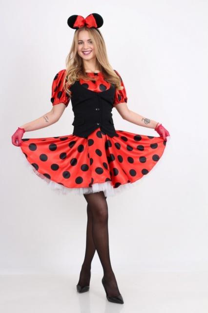 5d900896a6a1 Карнавальный костюм женский «Минни Маус», цена 1800.00 грн., фото ...