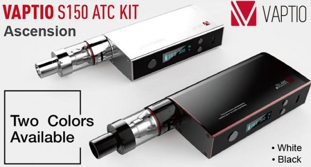 Vaptio S150watt TC бокс мод вайп, електронная сигарета