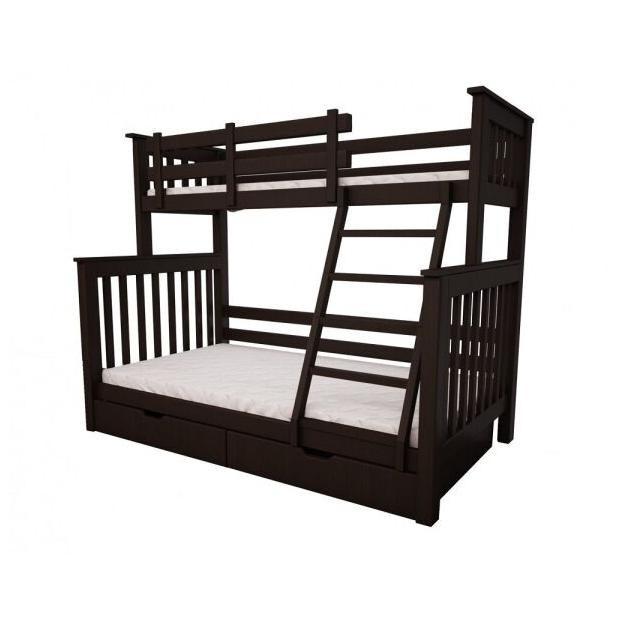Сімейнe ліжко Скандинавія