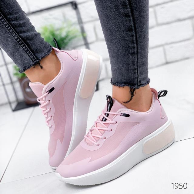 Кроссовки женские NiK розовые