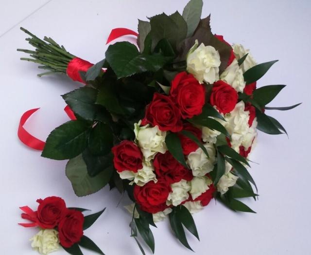 Весільний букет №1