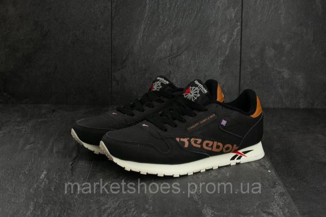 9151a903 Кроссовки A 135-41 (Reebok Concept Sample) (весна-осень, мужские, замш,  черный)