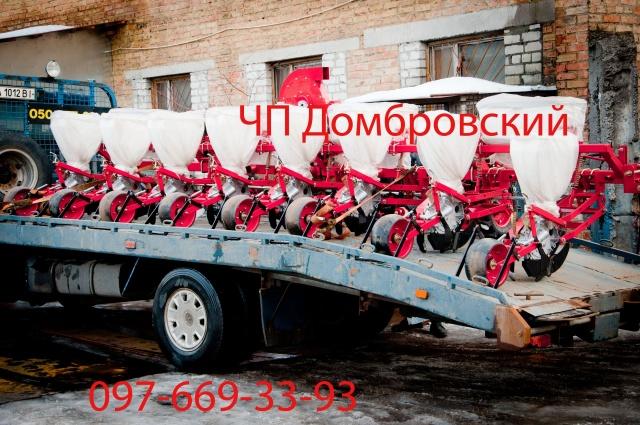 Cеялка СУ 8м точного высева в Кировограде,