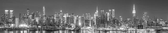Скинали «Панорама города в огнях»