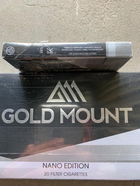 Gold mount купить сигареты сигареты мелким оптом в москве