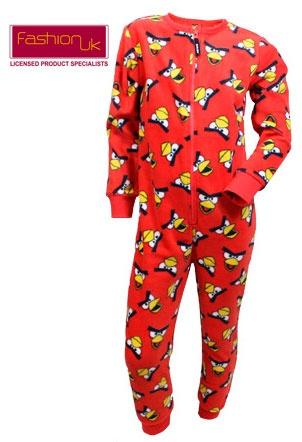 Пижама-комбинезон «Angry Birds» (слип 4f00b319eec77