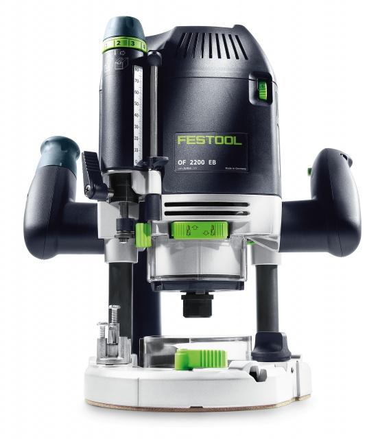Фрезер вертикальный Festool OF 2200 EB-Plus