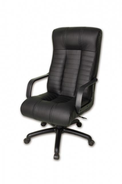 Кресло для дома и офиса Атлантик к/з Скаден