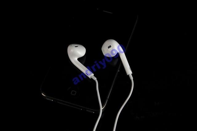 Наушники Apple iPhone 5 5S 4 4S 3S Ipod IPad БЕЛЫЕ 76768b2ed8589