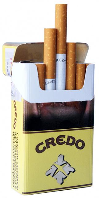 кредо сигареты купить