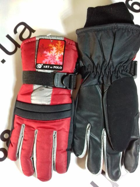 Лижні рукавички Art of POLO 412c0d16db9fa