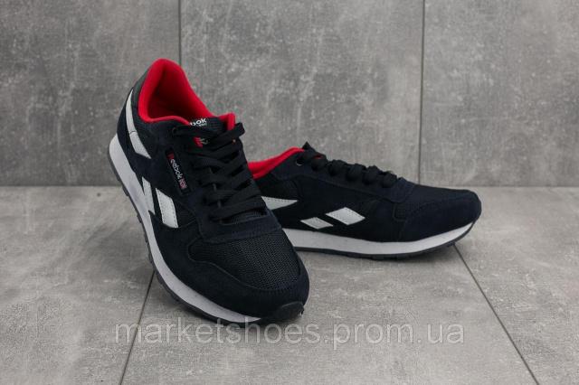 4ef2f243 Мужские кроссовки. Реплика Reebok. Подошва изготовлена из пены, что сделает  каждый ваш шаг легким. Материал верха кроссовок из плотной сетки с  замшевыми.