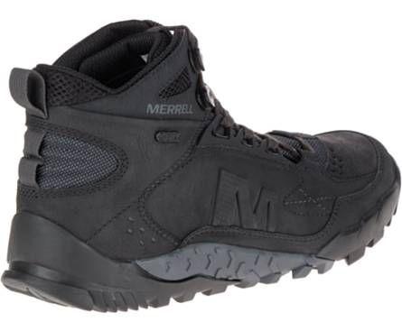 3867b4cf Мужские ботинки Merrell. Стильная современная модель ботинок. Модель  изготовлена из качественных натуральных материалов с применением  инновационных те