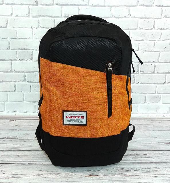 949a545eeded Качественный и удобный рюкзак Wiste. Отлично подойдет для повседневного  использования, школы, путешествий, тренировок. Размер: 45х30х20 Материал: