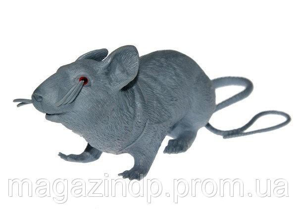 Резиновая Крыса 23 10см (серая) Код 03031010  продажа 3329e6bb7f911