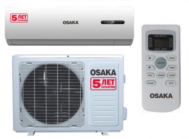 Кондиционер OSAKA ST-07HН