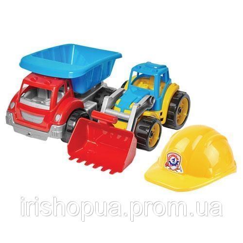 Игрушка «Малыш-Строитель 3 ТехноК» a1b787d78a4a8