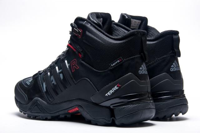 76c551a2 Зимние кроссовки мужские Adidas Fastr TEX, кожа на меху: продажа ...