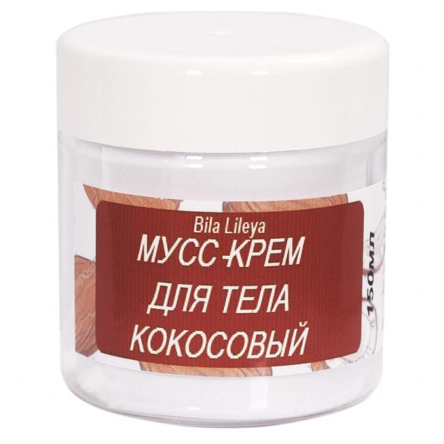 Мусс-крем для тела Кокосовый 150 мл