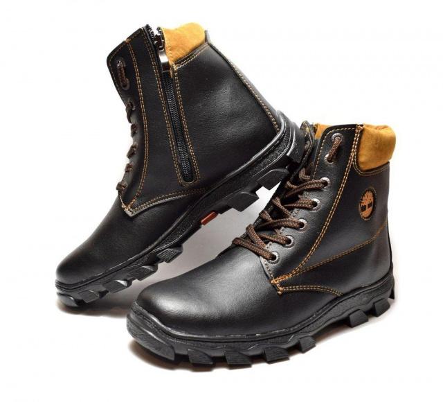 fd126bb8b7f1 Ботинки мужские на Зиму, стильные и удобные Сб-12, цена 470.00 грн ...