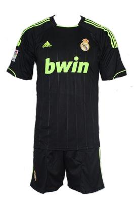 Футбольная форма Real Madrid 12/13 (дополнительная)