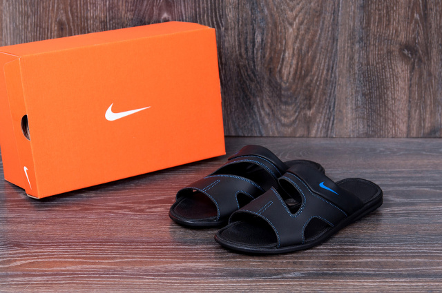 08448c35 ... летние шлепанцы-сланцы Nike Classic (реплика). В наличии ―  40,41,42,43,44,45рр. Материал верха ― натуральная кожа Материал подошвы ―  ТЭП Шлепанцы ...